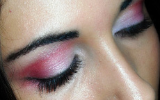 make up pink passion