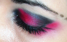 make up leggero ma dark
