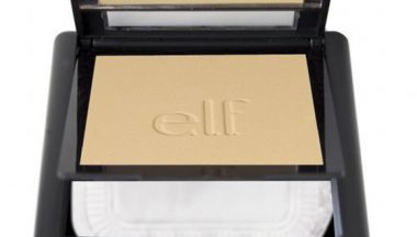 Pressed powder elf