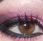 anna lisa make up fuxia