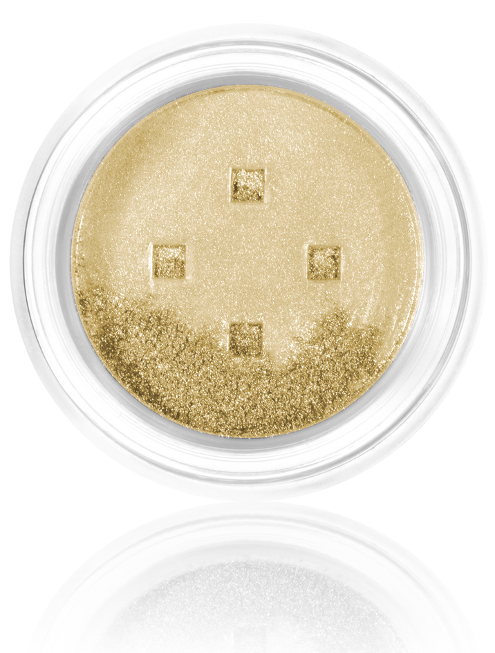 Mineral Eyeshadow in Golden