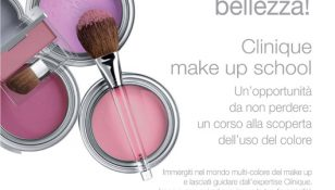 make up school clinique