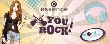 essence trend edition you rock