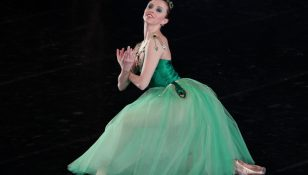 Emeralds Cor George Balanchine The Balanchine Trust M Garritano Brescia Amisano Teatro alla Scala