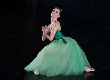 Emeralds Cor George Balanchine The Balanchine Trust M Garritano Brescia Amisano Teatro alla Scala