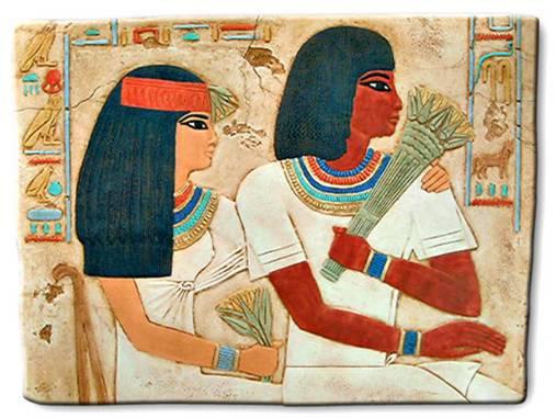 Il trucco nell\u0027Antico Egitto. trucco,egiziano