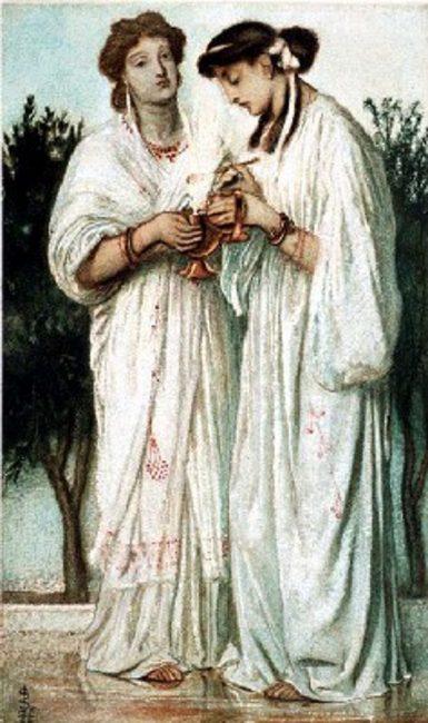 donne greche