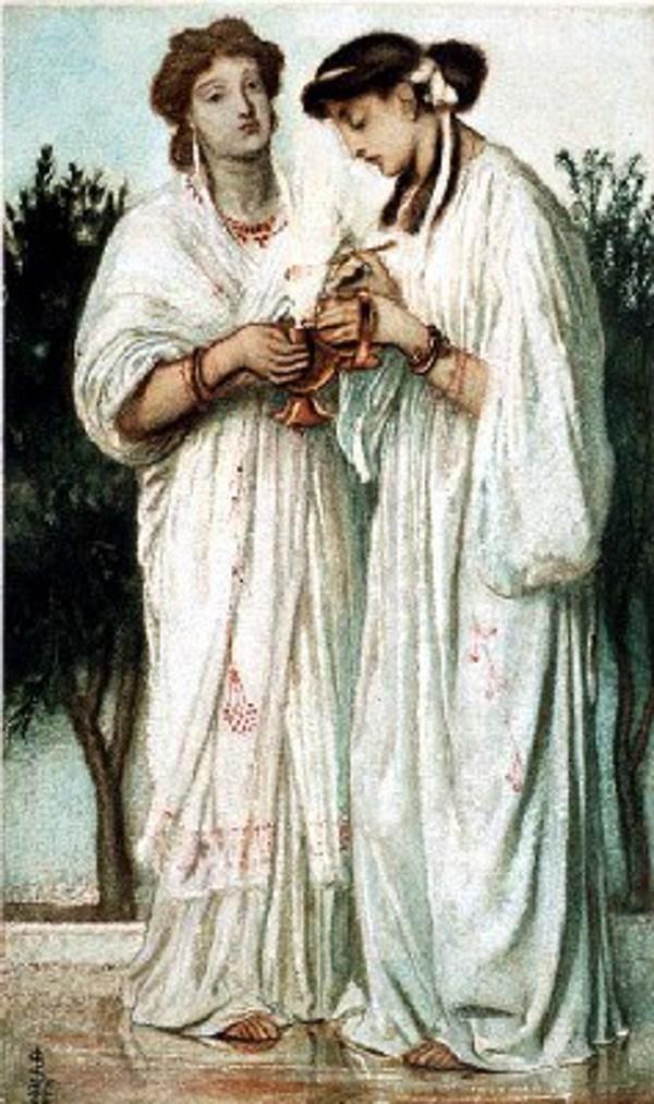Matrimonio Epoca Romana : Il trucco nell antica grecia