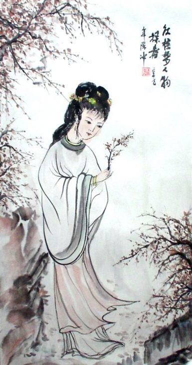 donna cinese