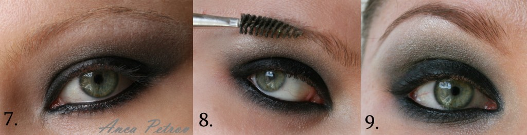 come creare smokey eyes nero fase 3