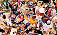 cosmetici bancarella