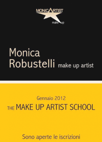 the make up artist school