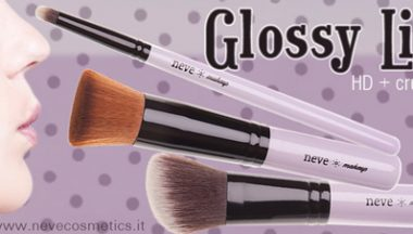 Neve Cosmetics Glossy Lilac