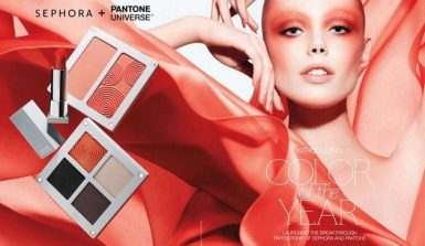 Sephora Pantone Limited Edition Collection in Tangerine Tango
