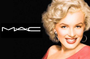 MAC Marilyn Monroe collezione make up autunno