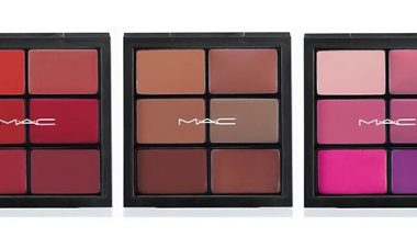 MAC Pro Lip Palette Fall  Collection e