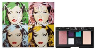 NARS Andy Warhol Debbie Harry palette and packaging