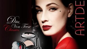 Dita von Teese ArtDeco Cosmetics Classic Makeup Collection