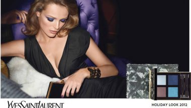 Yves Saint Laurent Holiday  Northern Lights Collection Promo