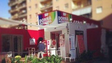 Donna Moderna a Napoli con l'Experience Store