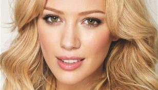 Hilary Duff Makeup
