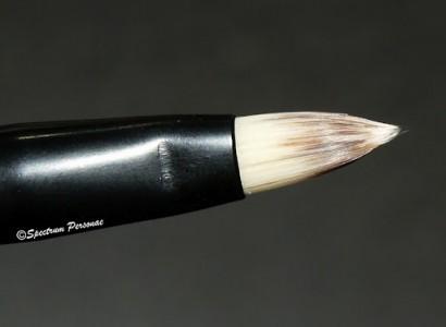 Pennello a punta triangolare