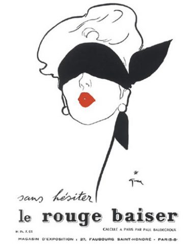 rouge baiser paris arriva in italia