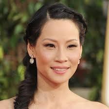 Lucy Liu golden globes 2013