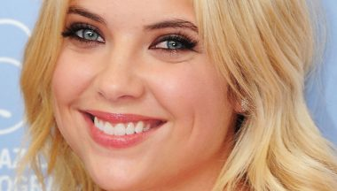 ASHLEY BENSON At Spring Breakers Photocall