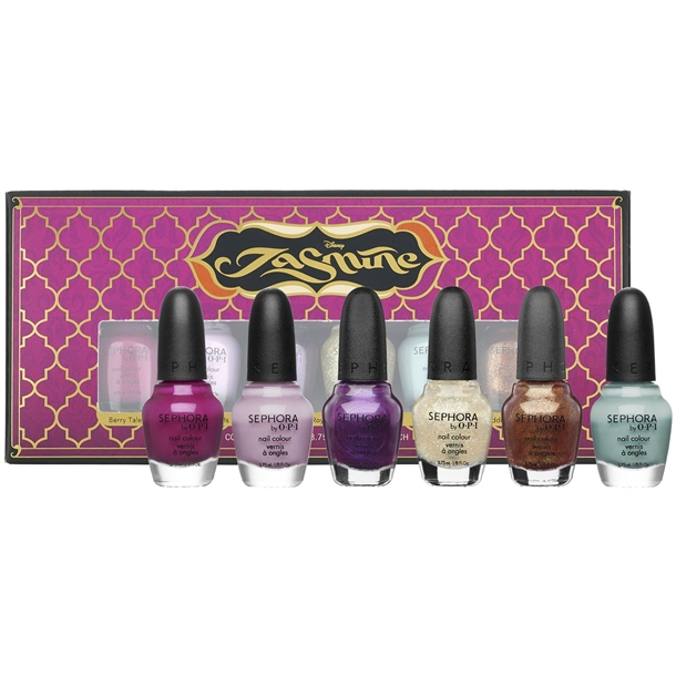 Disney-Jasmine-Collection-by-Sephora-One-is-Never-Enough-Nail-Lacquer-Set