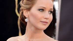 jennifer lawrence make up