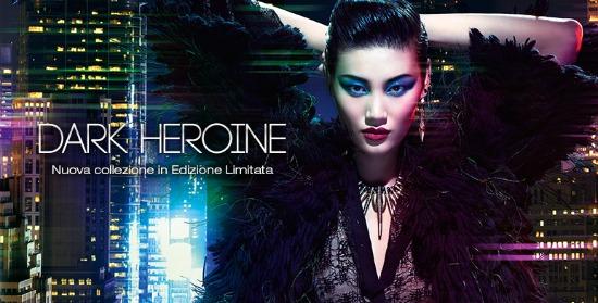kiko dark heroine collezione autunno 2013 01