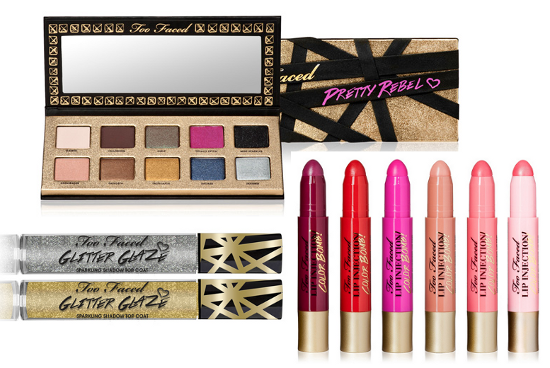 too faced pretty rebel collezione autunno 2013 02