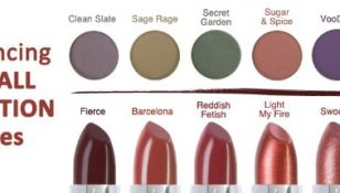 red apple lipstick fall collection