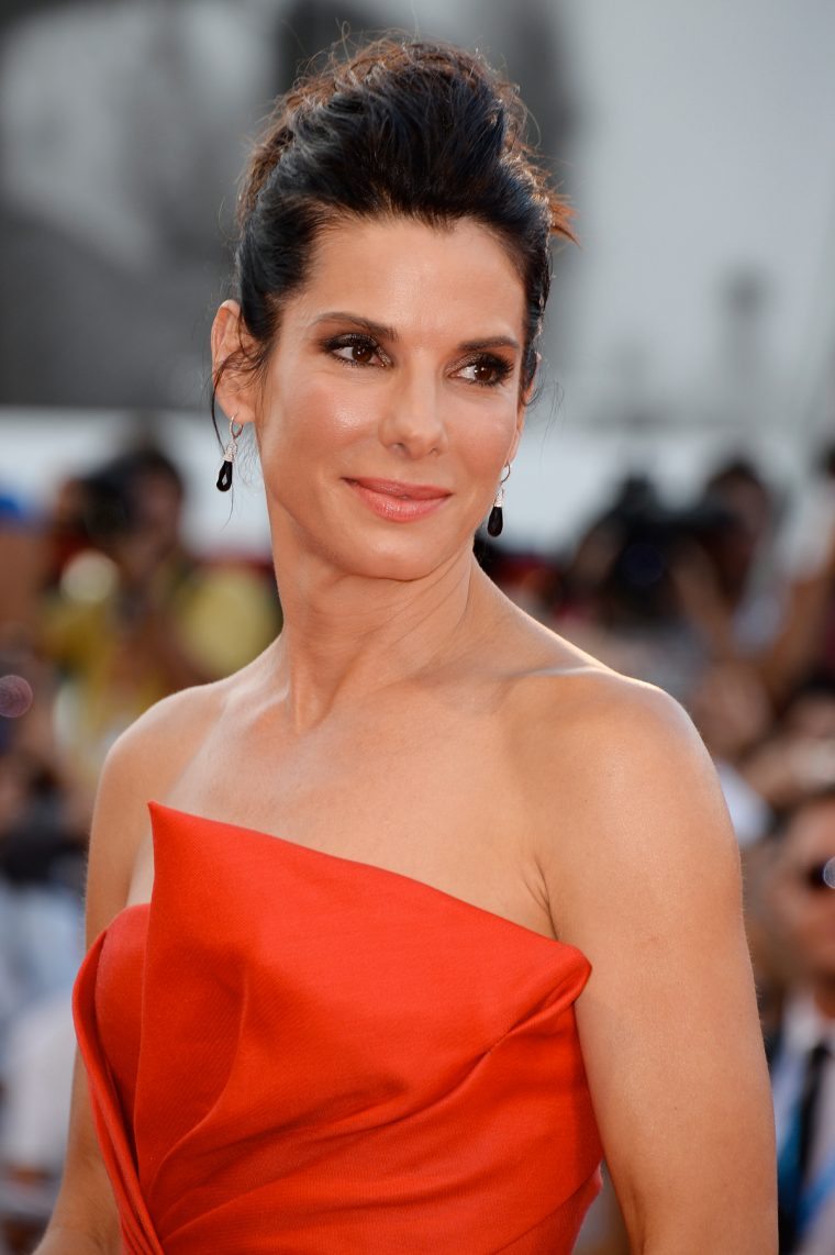 Sandra Bullock Red Carpet