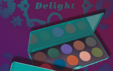 Neve Cosmetics: Palette con Makeup Delight