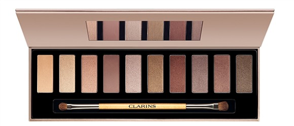 clarins the essentials palette natale 2013