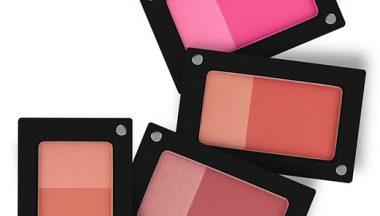 Inglot Fusion Blush & Illuminator E HD Illuminizing Loose Powder