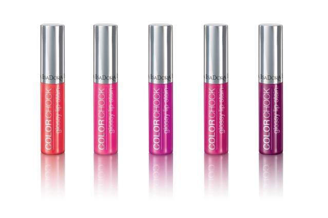 lip gloss isadora