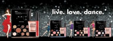 stila dancing with the stars make up collecton