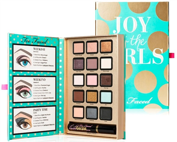 too faced joy to the girls collezione natale 2013 03