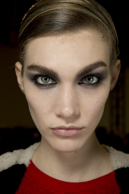 armani make up haute couture