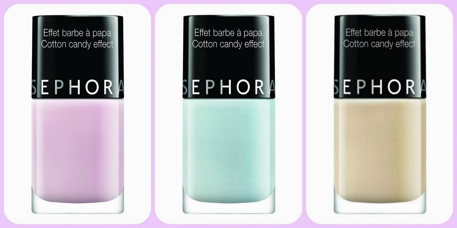 cotton candy effect sephora