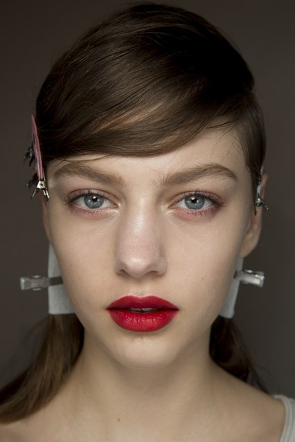dior make up haute couture