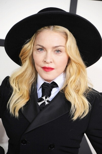 madonna make up grammy 2014