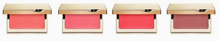 blush clarins opalescence