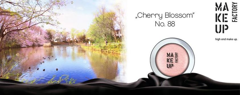cherry blossom make up factory