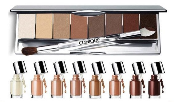 clinique 16 shades of beige collezione primavera 2014