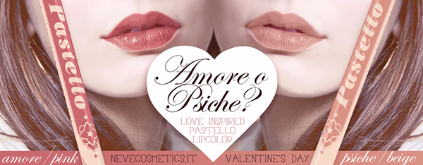 neve cosmetics san valentino