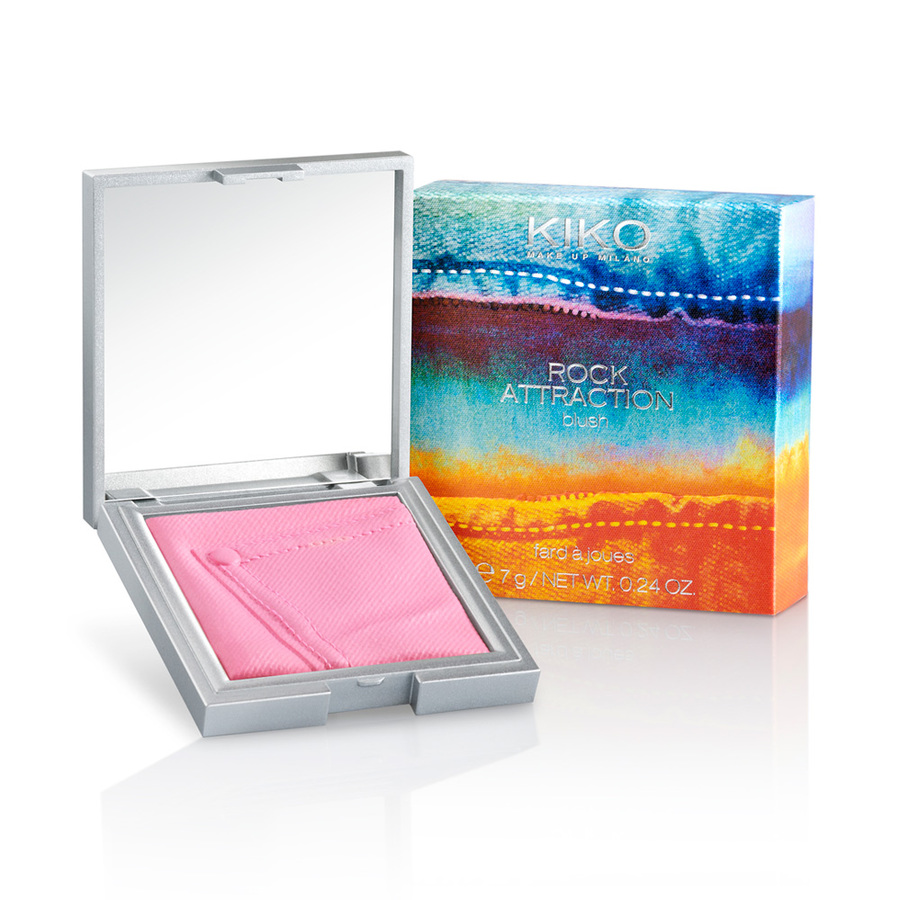 rock attraction blush kiko